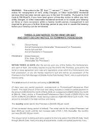 Early Termination Of Lease Letter Lease Termination Notice Samples Termination Of Lease Obligation