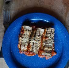 ricotta stuffed eggplant rolls u2022 salted gold