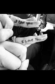best 25 couples finger tattoos ideas on pinterest ring finger
