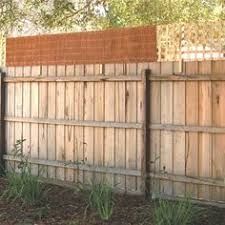 Bunnings Trellis Overlap Joint To Extend Height Of Existing Fence Posts To Support