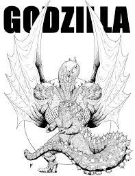 godzilla vs king ghidorah by andrewfroedge on deviantart