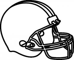 football printable coloring pages amazing and also interesting football helmet coloring page to
