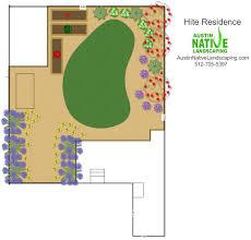 austin texas native plants xeriscape garden designer drought resistant designs in austin texas