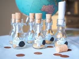 diy message in a bottle diy message in a bottle party invitations menu