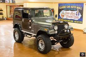classic jeep cj classic 1986 jeep cj7 off road for sale 1729 dyler