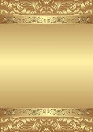 background with golden ornaments backgrounds