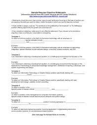 Electronics Resume Sample by Download Resume Sample Objectives Haadyaooverbayresort Com