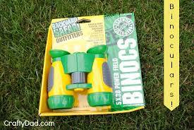 Backyard Safari Binoculars by Let U0027s Go On A Backyard Safari Crafty Dad