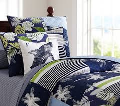Surfing Bedding Sets Surf Bedding White Bed