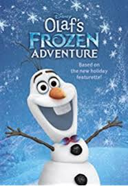 disney olaf u0027s frozen adventure holiday surprise megan roth