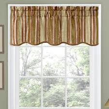 Solid Color Valances For Windows Ivory U0026 Cream Valances U0026 Kitchen Curtains You U0027ll Love Wayfair