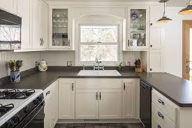 peinture murs cuisine cuisine peinte en beige meilleur idées de conception de maison