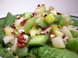celery salad crunchy pear u0026 celery salad carson tahoe health