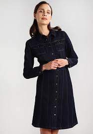 women u0027s denim dresses jean dress zalando uk
