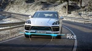 porsche cayenne pdcc 2018 porsche cayenne turbo dynamic chassis pdcc and