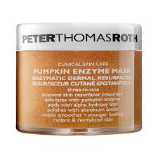Pumpkin Enzyme Peel Before And After by Pumpkin Enzyme Mask Enzymatic Dermal Resurfacer Peter Thomas