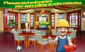 jeu de cuisine android cooking fever applications android sur play