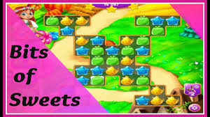 kids videos games through facebook gameroom bits of sweets by