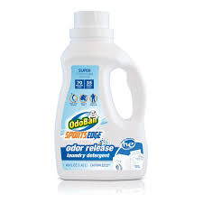 Perspiration Odor Removal From Clothes Odoban Sports Edge 48 Oz Odor Release Laundry Detergent 9686e73