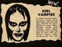 topstone vampire mask ad i love this it u0027s an iconic image