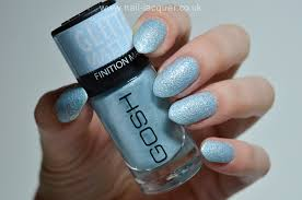 gosh frosted sand swatches nail lacquer uk