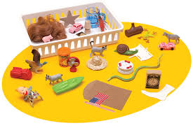 Words That Rhyme With Table Rhyme Basket 15 Pairs Of Rhyming Objects Product Info