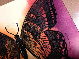 claudine u0027s art corner butterfly birthday card
