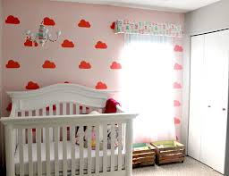 cloud themed nurseries project nursery
