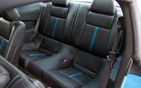 2010 mustang seat covers 2011 ford mustang gt premium test motor trend