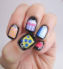 no money for black friday nail art solves that problem nail