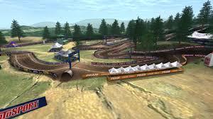 ama motocross tracks lucas oil pro motocross kawasaki track map washougal