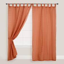 Burnt Orange Curtains And Drapes Fantastic Rust Colored Curtains And Rust Curtains Drapes Window