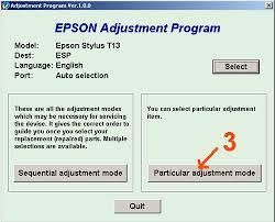 reset printer epson t13 t22e epson t13 blink reset computer knowledge share