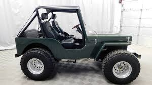 jeep willys lifted 1946 jeep willys f51 denver 2016