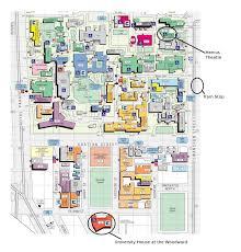 Mercer University Map Victoria University Map Jpg