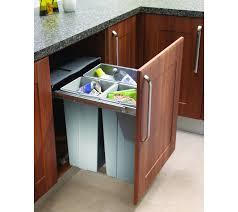 Kitchen Cabinet Waste Bins by 600mm Waste Bins East Coast Kitchens