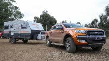 towing with ford ranger ford ranger fx4 2017 review carsguide