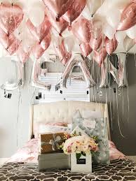bae flowers and balloon at when someone comes into your and takes your heart by