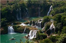 famous waterfalls in the world 15 most beautiful waterfalls in the world steemit