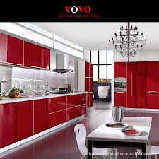 online get cheap red kitchen cabinet aliexpress com alibaba group
