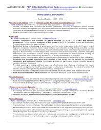 Testing Resume Powertrain Test Engineer Sample Resume 20 Qtp Automation Testing