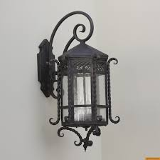 lights of tuscany 7017 3 large heavy duty wrought iron