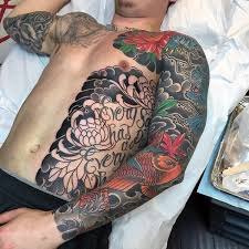 120 japanese sleeve tattoos for masculine design ideas