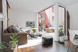 Urban Apartment Design Style With Beautiful Terrace RooHome - Beautiful apartment design