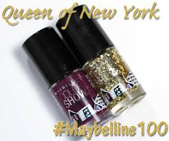 maybelline 100 years color show nail maybelline100 all lacquered up