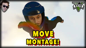 Challenge Montage The Movember Move Challenge Montage Gta V