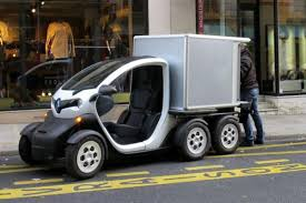 renault twizy f1 renault twizy delivery concept utilitaire urbain