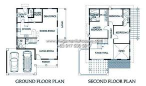homes for sale with floor plans of club luxury homes for sale in sta rosa laguna