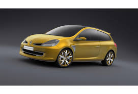 renault clio 2007 2007 renault clio grand tour concept pictures history value