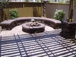 patio fire pits patio designs with fire pit the best fire pit designs and